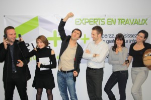 Equipe Devis Plus : experts en travaux
