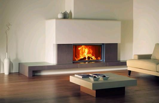 la chemin e contemporaine les cl s de la maison. Black Bedroom Furniture Sets. Home Design Ideas