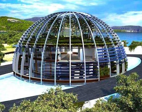 Dome écologique