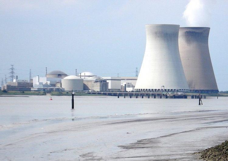 Belgique centrale nucleaire