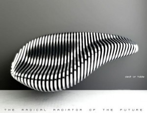 Radiateur du futur