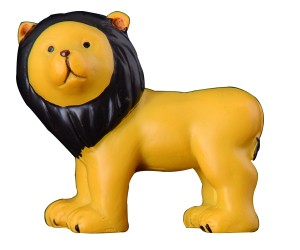 Bouton de meuble lion