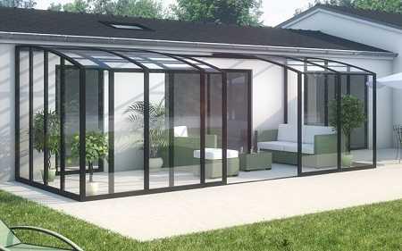 L\'abri de terrasse pour une terrasse couverte | Les Clés de la Maison