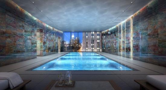 Les 15 plus belles piscines priv es id es pour une for Hotel avec piscine privee dans la chambre