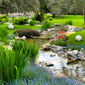 Jardin feng shui : comment l\'aménager ? | Les Clés de la Maison