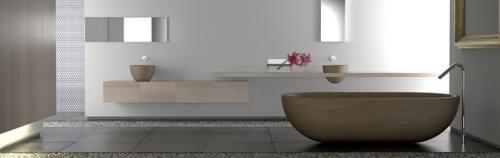Salle de bain feng shui : ce qu\'il faut savoir | Les Clés de la Maison