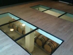 Plancher en verre : le sol vitré illumine votre maison | Les ...