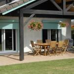 porte-fenêtre et baie coulissante avec volets roulants TRYBA Haute-Savoie Amphion 74 (4)