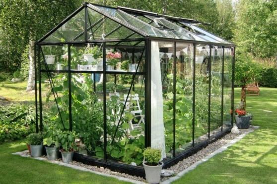 serre de jardin marque jardin couvert