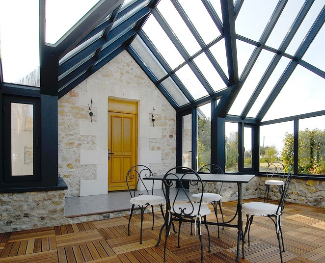technal toit veranda jade bioclimatique2 les cl s de la maison. Black Bedroom Furniture Sets. Home Design Ideas