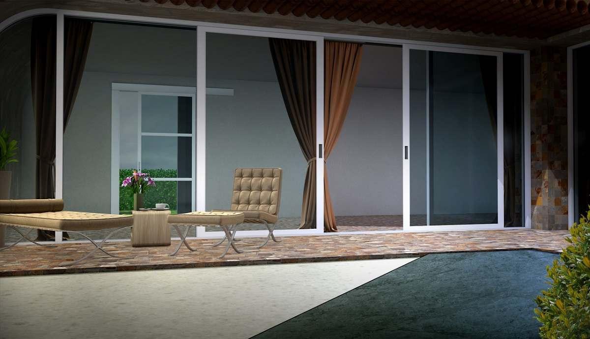 Peut On Mettre Un Poele A Granule Dans Une Veranda véranda baie à galandage : l'aménagement d'intérieur par