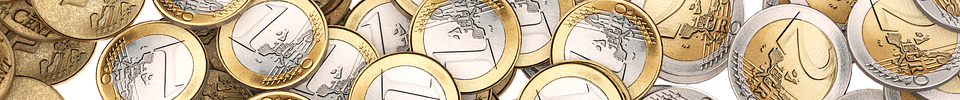 Image d'illustration faite de pièces de monnaie