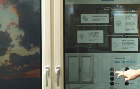 La première fenêtre connectée est polonaise
