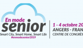 1er congrès international «En mode Senior», thème : Smart City, Smart Home, Smart Life