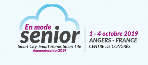 1er congrès international « En mode Senior », thème : Smart City, Smart Home, Smart Life