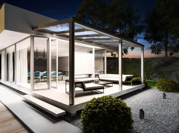 La pergola alu: l'abri terrasse qui répond à vos besoins