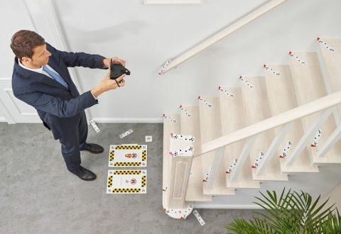 Comment réussir sa prise de mesure pour un monte-escalier électrique ?