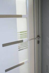 porte vitrée euradif