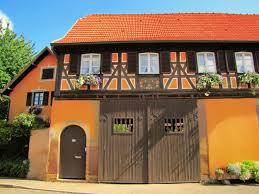 fenetres maison alsacienne