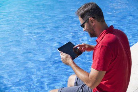 Piscine Connect : premier salon de la piscine 2.0