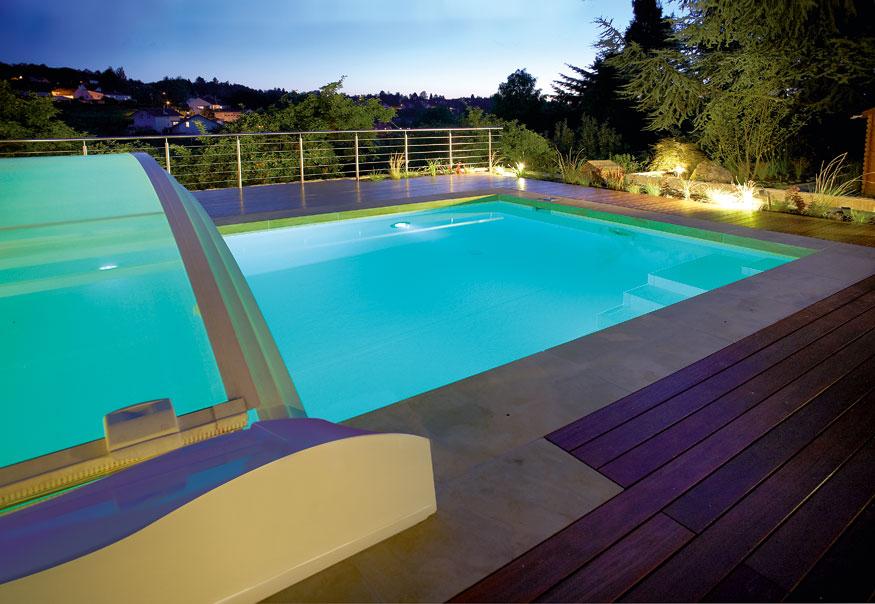 Choisir un abri de piscine les cl s de la maison for Choisir piscine