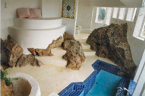 Les salles de bain insolites les cl s de la maison for Salle de bain du futur