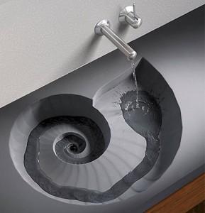 deco lavabo design insolite
