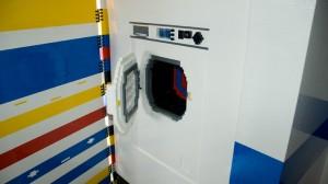 machine à laver lego