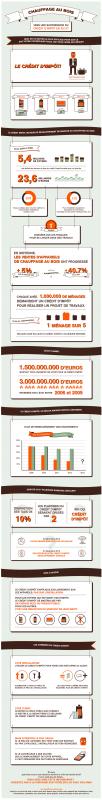 Infographie credit d'impot