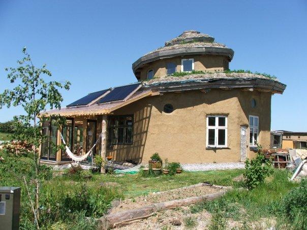 Des maisons en forme de spirale for Les cles de la maison