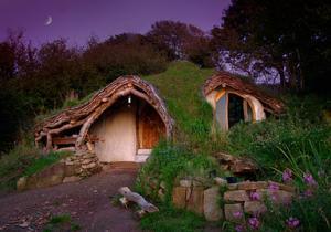 4 maisons de fiction grandeur nature
