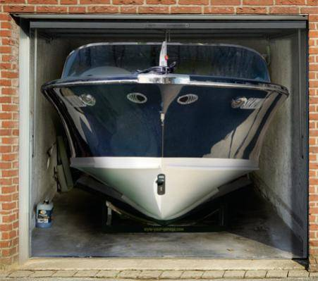 10 images trompe l'oeil pour votre porte de garage