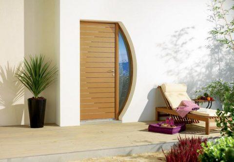 Choix d'une porte d'entrée : Alu, bois, pvc, acier ou composite ?