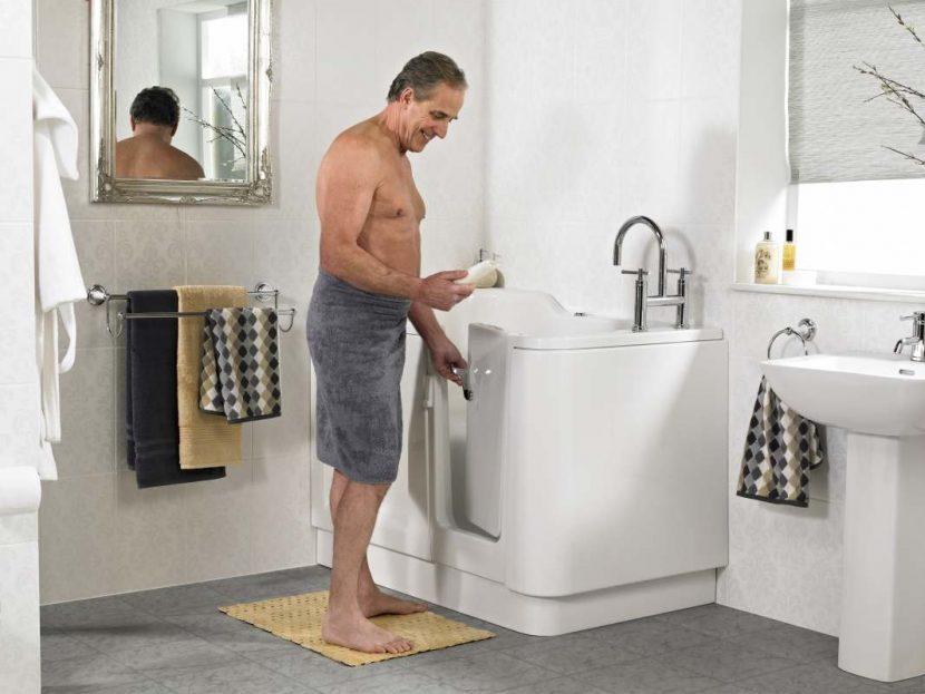conseils pour choisir sa baignoire porte les cl s de la maison. Black Bedroom Furniture Sets. Home Design Ideas