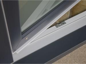 Fenêtre bicolore anthracite