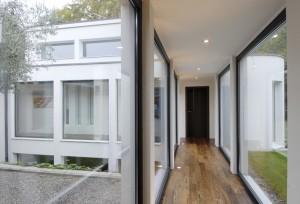 Fenêtre anthracite intérieur