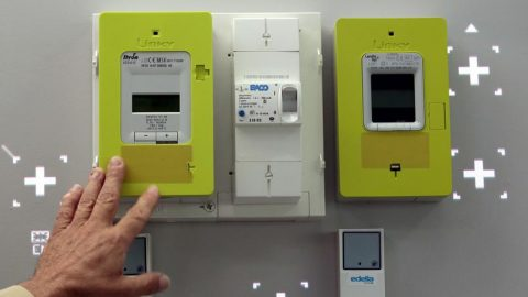 Linky: le nouveau  électrique intelligent d'EDFcompteur