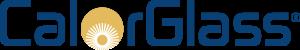 logo de la marque calorglass vitrage chauffant